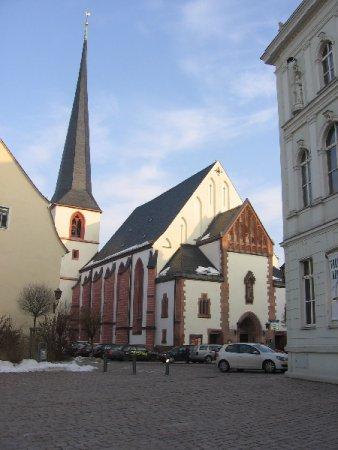 St. Laurentius-Kirche Crimmitschau