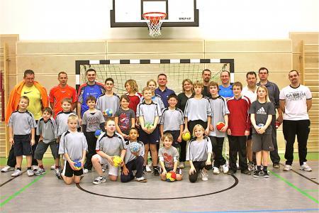 Teilnehmer des Jahresabschlußspiels 2010
