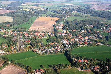 Luftbild Ströhen-Gesamt