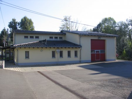 Neubau Freiwillige Feuerwehr Königswalde 1