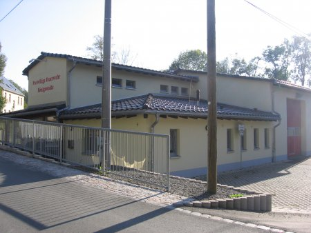 Neubau Freiwillige Feuerwehr Königswalde 2