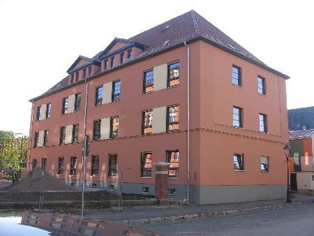 Um-und Ausbau Altbau Kita, Stephan-Roth-Straße Zwickau