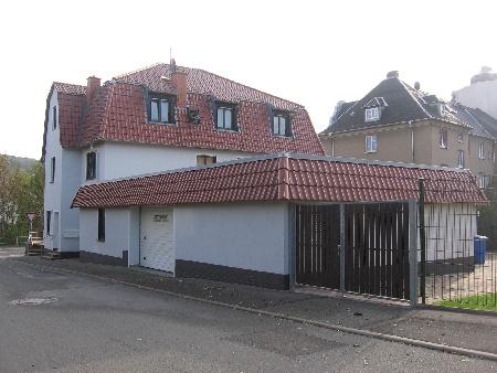 Wohn- u.Geschäftshaus Naundorf, Crimmitschau
