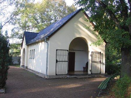 Friedhofskapelle Langenhessen