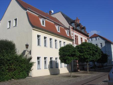 Diakonatsgebäude Kirchplatz Crimmitschau