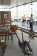 In Ausstellung