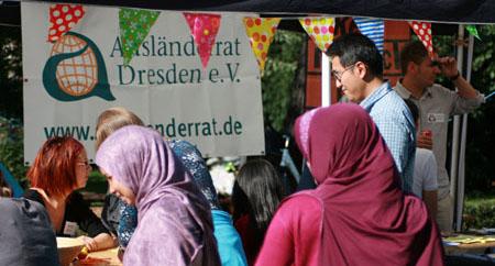 Interkulturelles Straßenfest 2011