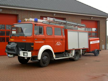 Iveco 16-TS mit STA Anhänger