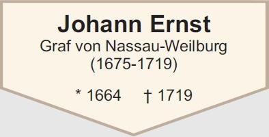 Johann Ernst (beschreibung)