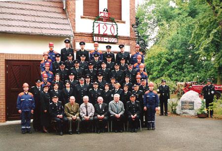 Jubiläum 2001