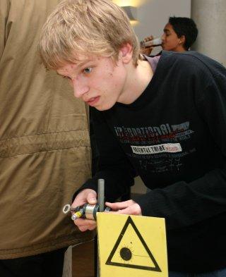 Jugend Forscht - Wettbewerb 2007 (2)