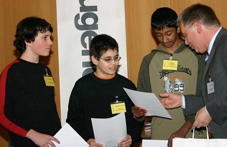 Jugend Forscht - Wettbewerb 2007 (3)