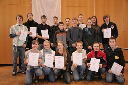 Jugend Forscht - Wettbewerb 2008