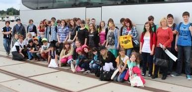 Fahrt zur Jugendmesse nach Berlin