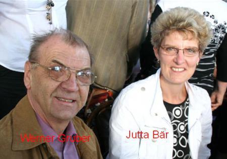 Jutta Bär und Werner Gruber, die Gründer