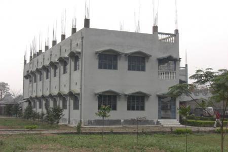 k-2 Sternsinger sammeln in 2006 Gelder für die neue St.Pauls School in Bidhannagar.JPG