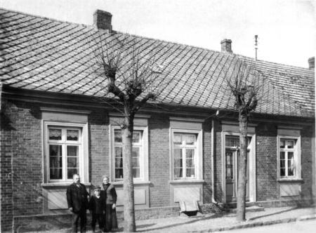 Haus Darguner Straße 3, etwa 1928