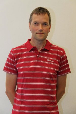 Kassierer Holger Göbel