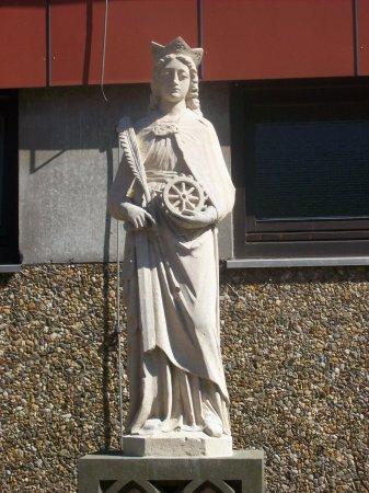 Heilige Katharina 2