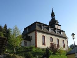 Kirche in Katzhütte