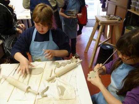 Keramikwerkstatt