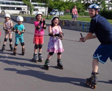 Inline-Skate-Kurs