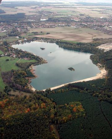 Luftbild Kiebitz