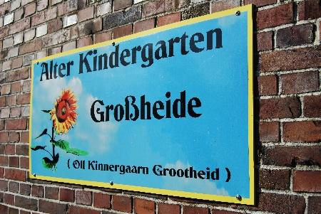 Kindergartenschild