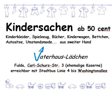 Lädchen für Kinderkleider