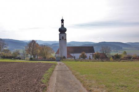 Kirche - Blick nach Süden.JPG