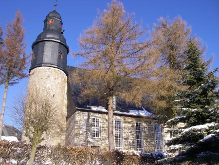 Kirche Herschdorf