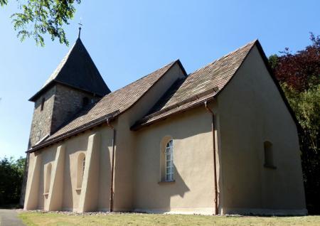 Kirche Hohe