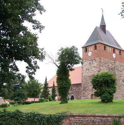 Kirche Linthe