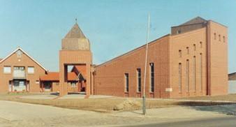 Kirche Maria Königin 1994