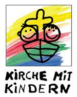 Logo: Kirche mit Kindern
