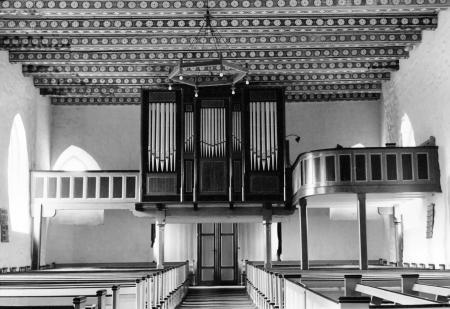 Orgel von 1956