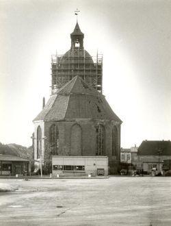 Kirchenansicht 1985