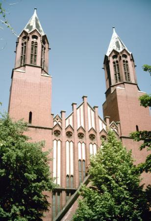 Kirchentürme Luckenwalde