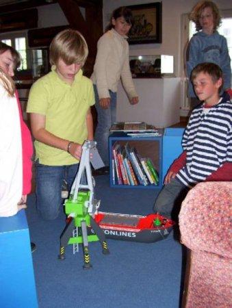 Klassenfahrt der Klasse 6F1 (September 2007) (6)