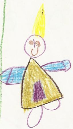 Kleine Strolche gemalt von Selina
