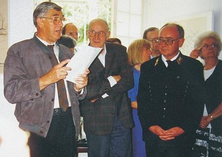 1992 im Kleinen Kabinett: 20 Jahre Bergbaumuseum