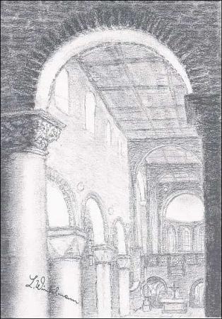 Kloster - Innenraum