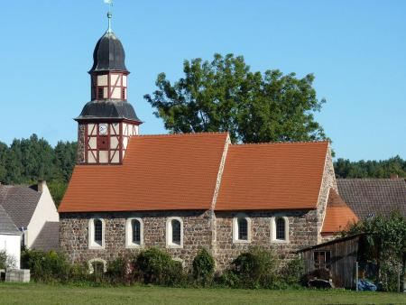 Kirche Raben