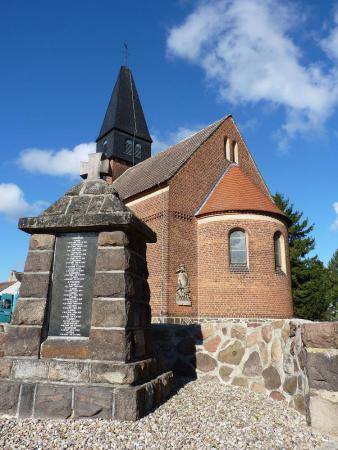 Kirche Lühnsdorf