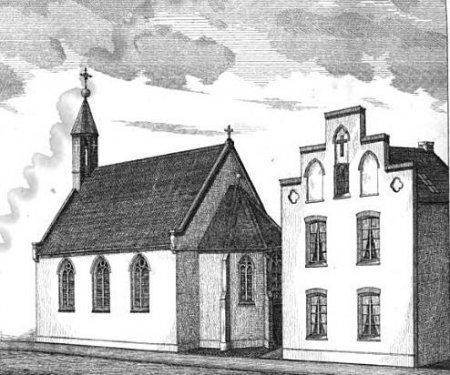 Kreuzkirche 1863