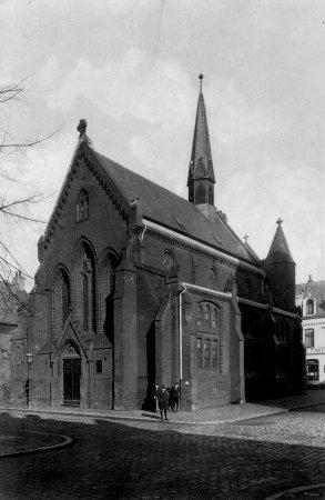 Kreuzkirche 1877