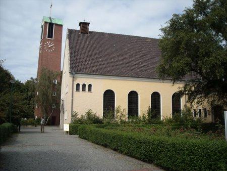 Kreuzkirche heute