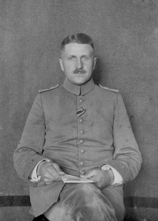 Postverwalter Fritz Kühl