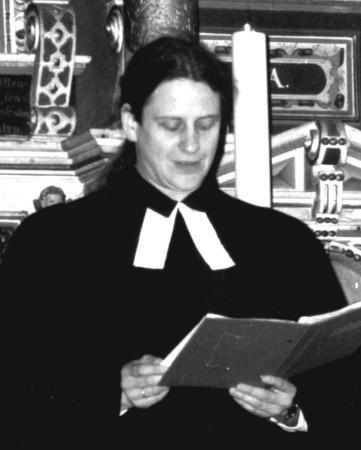 Pastor Martin Kühn