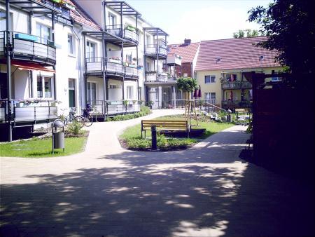 Kuhstraße Hofansicht
